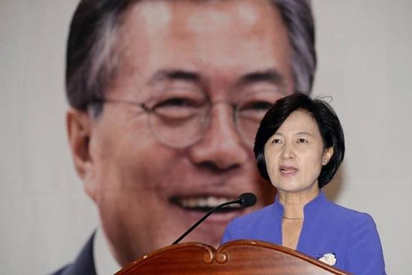 추미애 법무부 장관. ⓒ추미애 법무부장관 후보 SNS 갈무리